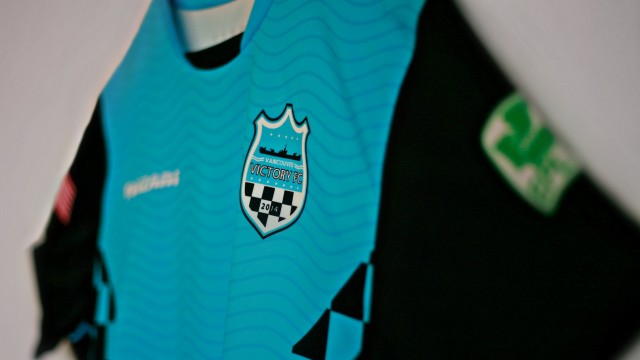 home jersey - chest and EPLWA logo